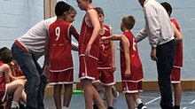 Basketball for ages 8-14 is back from Sunday 18th April!!