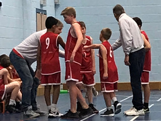 Basketball for ages 8-14 is back on Sunday 18th April!!
