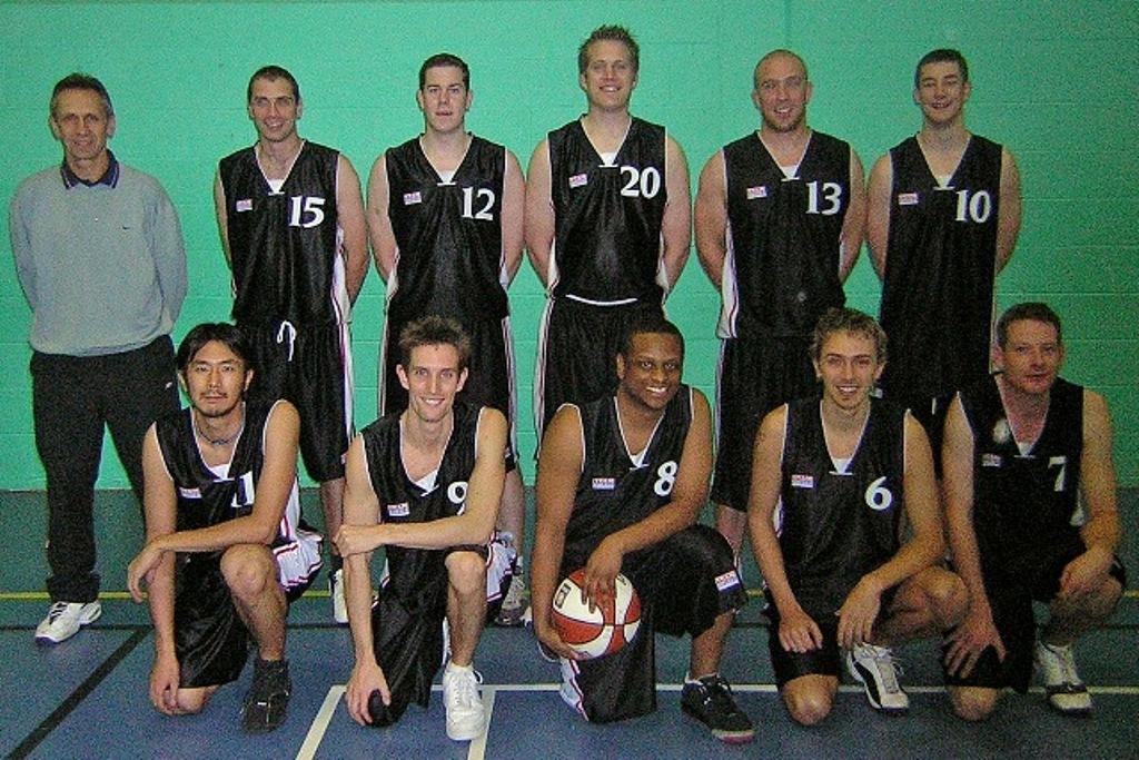 2006 Senior Men