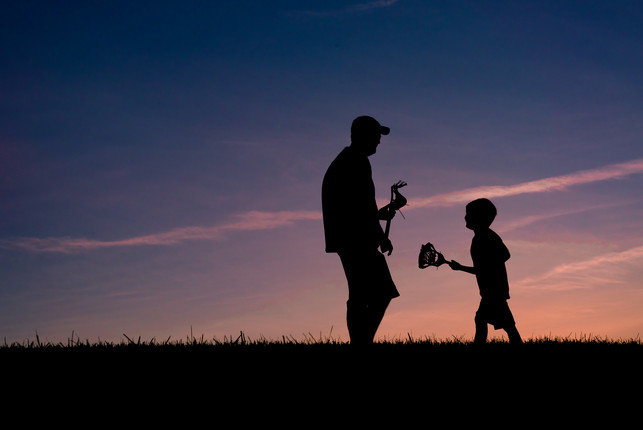 Web | Family | Sunset Silhouettes (2 of