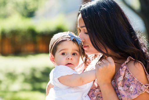 Family | 2020 | NJ | Mom and Baby