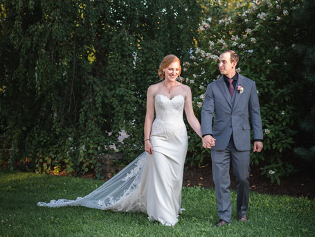 Eryn + Nick | Wedding | The Conservatory at Sussex Fairgrounds