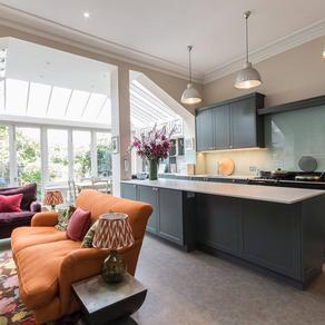 Luxury Family Kitchen - Putney, London