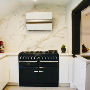 Contemporary Cottage Kitchen - Surrey Hills