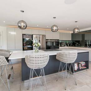 Bespoke Handleless Kitchen - Haslemere, Surrey