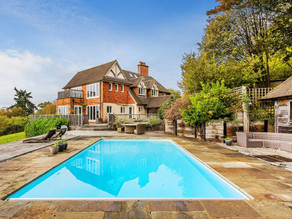 Made in Chelsea Surrey Staycation, The Garden House - Shamley Green.