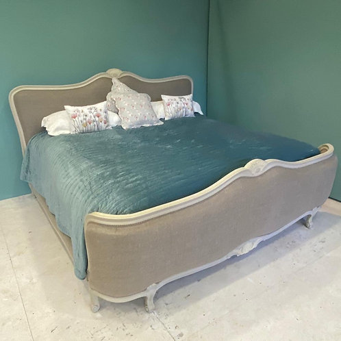 Emperor 7ft - French Upholstered Bed - UP071