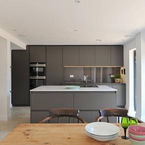 Bespoke Handleless Kitchen - Godalming, Surrey