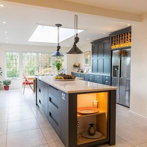 Bespoke Luxury Kitchen - Haslemere, Surrey