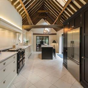 Modern Traditional Luxury Kitchen - Haslemere, Surrey