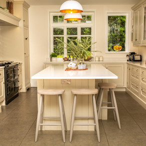 Bespoke Family Kitchen - Haslemere, Surrey