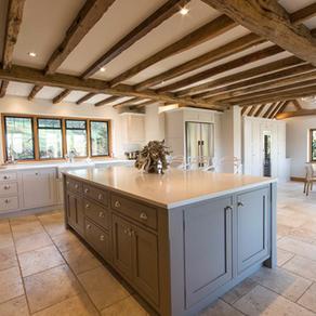 Luxury Kitchen - Surrey Hills