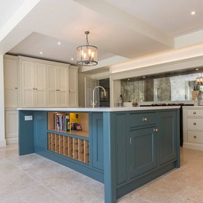 Bespoke Luxury Kitchen - Midhurst, West Sussex