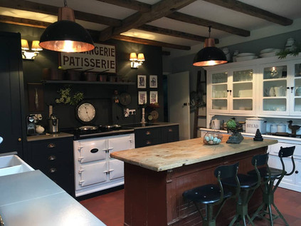 Lockets Farm Kitchen