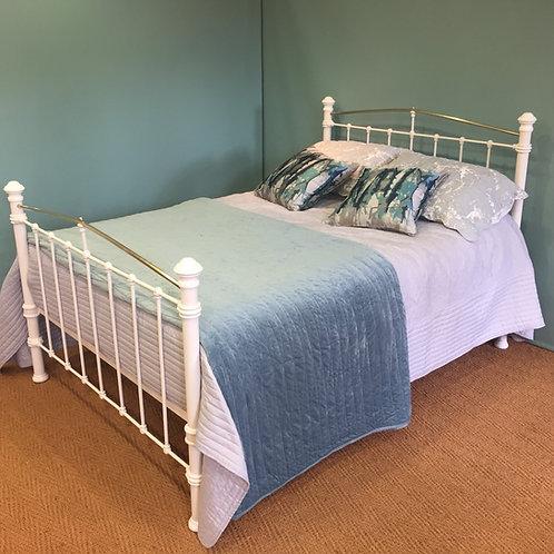 Double - Edwardian Bed - OM146