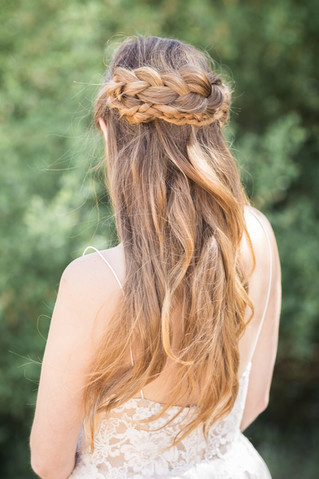 Romantic Wedding Hair Petersfield
