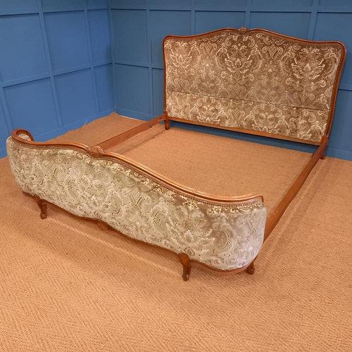 Superking - Antique Upholstered Bed - UP072