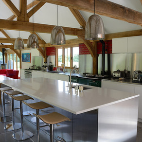 Bespoke Kitchen - East Sussex