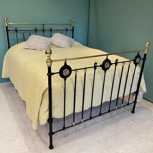 Kingsize - English Victorian Bed - OM130