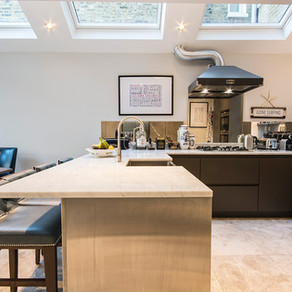 Bespoke kitchen, Clapham - London
