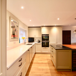 Bespoke Kitchen - Three Gates Lane, Haslemere.