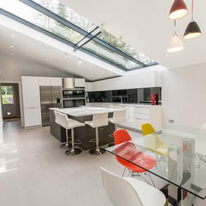 Contemporary Kitchen - Haslemere, Surrey