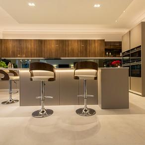 Luxury Handleless Kitchen - Cobham, Surrey