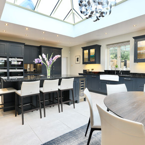 Bespoke Kitchen, Scotland Lane - Haslemere