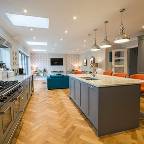 Luxury Kitchen - Epsom, Surrey