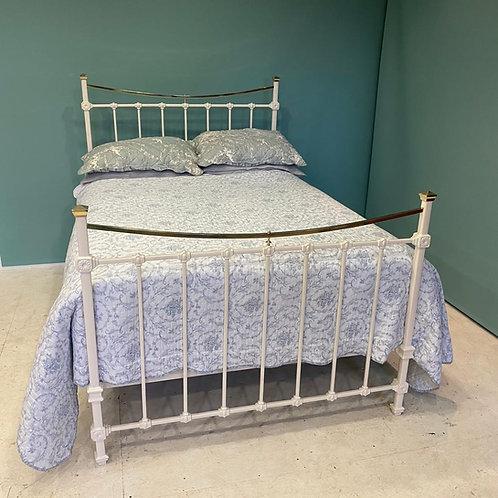 Double - Edwardian Double Bed - OM125