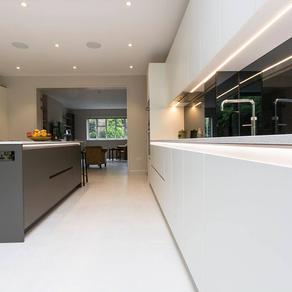 Contemporary Kitchen - Wimbledon London