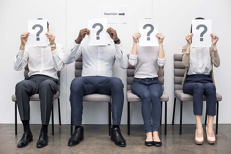 interviewees-queued-for-interview-with-q