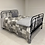 Thumbnail: Antique Kingsize English Iron Bed - OM103