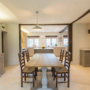 Bespoke Kitchen - Compton Village, Surrey