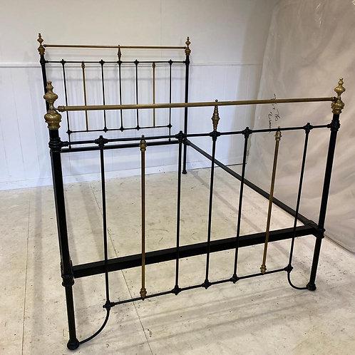 Kingsize - Antique Spanish Bed - OM129