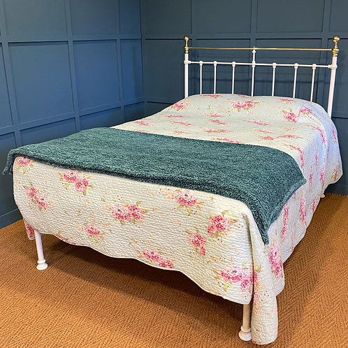 Double - English Victorian Bed - OM153