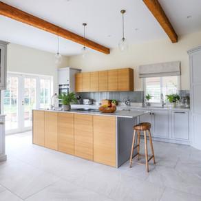 Bespoke Contemporary Kitchen, Chiddingfold