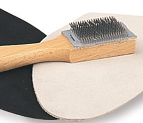 Roch Valley BSC Shoe Brush