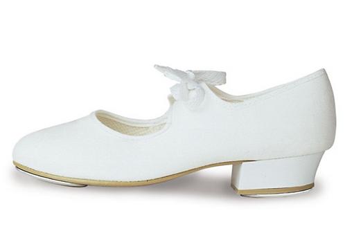 Roch Valley White Tap Shoe