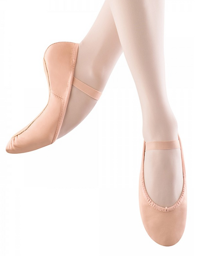 Bloch S0205G Girls Ballet Shoes UK Sizes 7-1.5 Width B