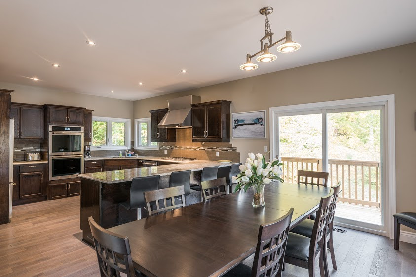 Your Dinning Room & Kitchen