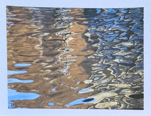 Impressionism Canal I
