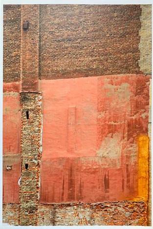 Reb Brick Chimney