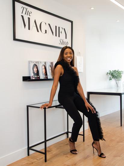 Ruth Yimika Afolabi Magnify Magazine Founder