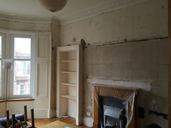 Lounge before