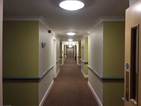 Abbey Lodge corridor C