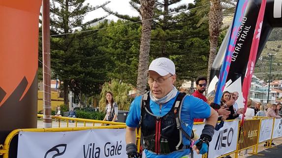 Phil sur le Marathon