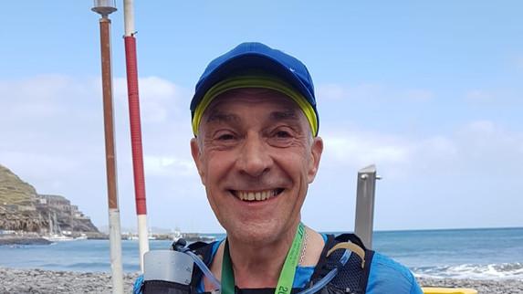 JP sur le Marathon