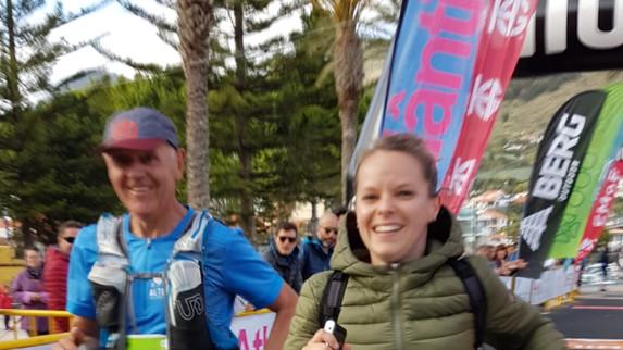 Herve Le Coach sur le Marathon