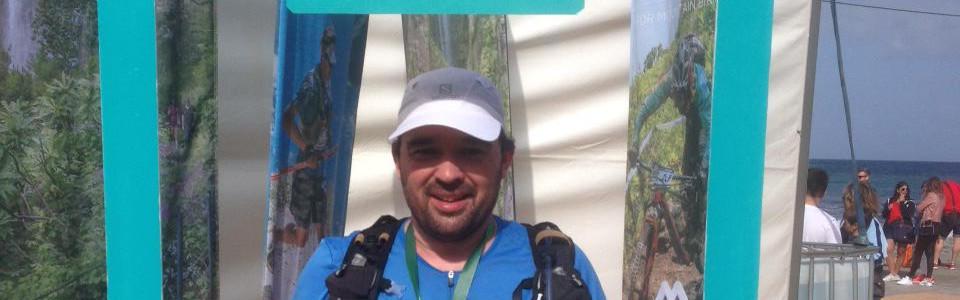 Didier sur le Marathon